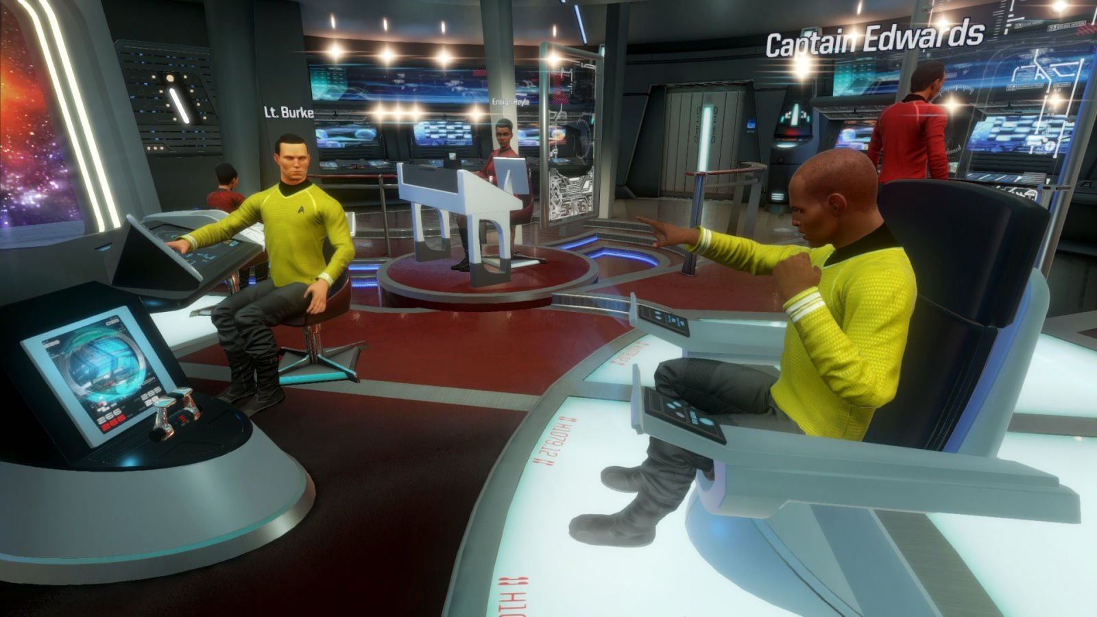 «Star Trek: Bridge Crew» выходит на Oculus Rift, HTC Vive и PSVR