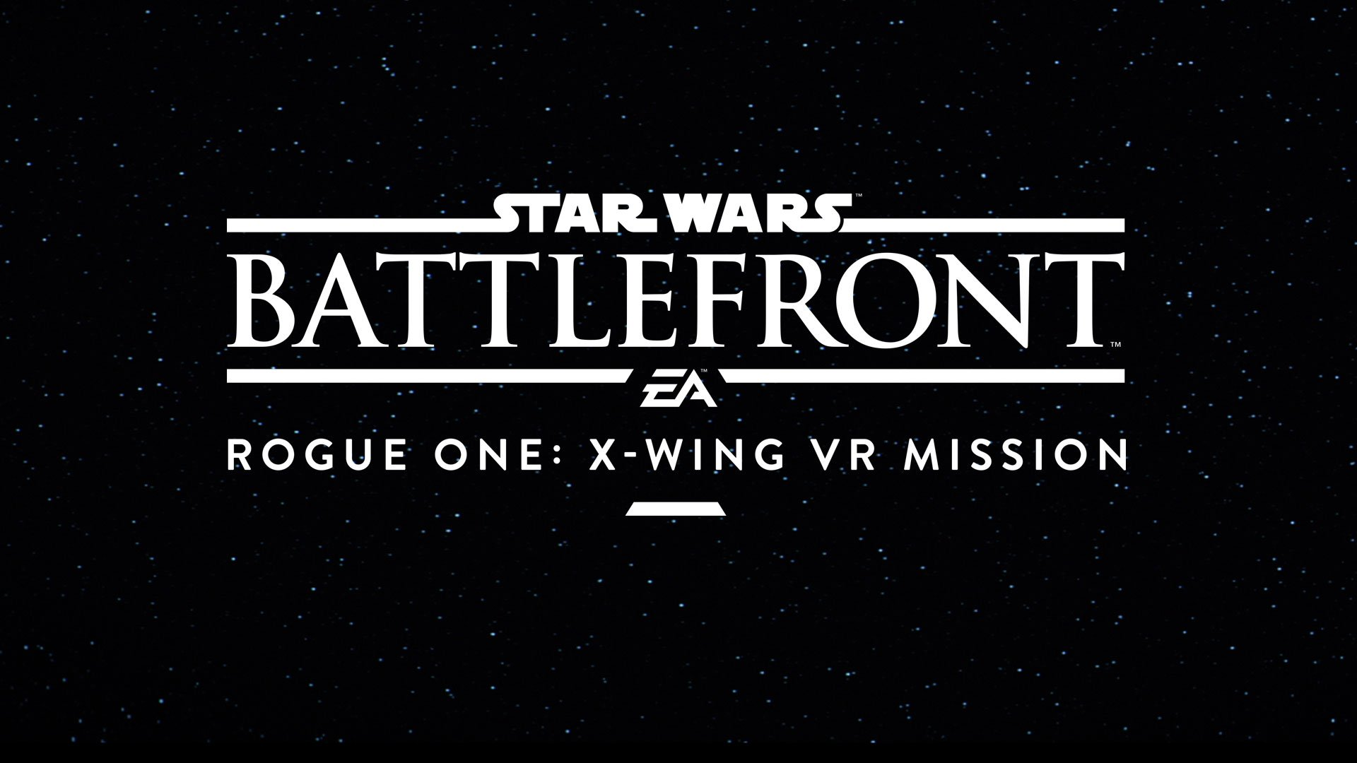 Каталог игр для PS VR №43: Star Wars Battlefront Rogue One: X-Wing Mission