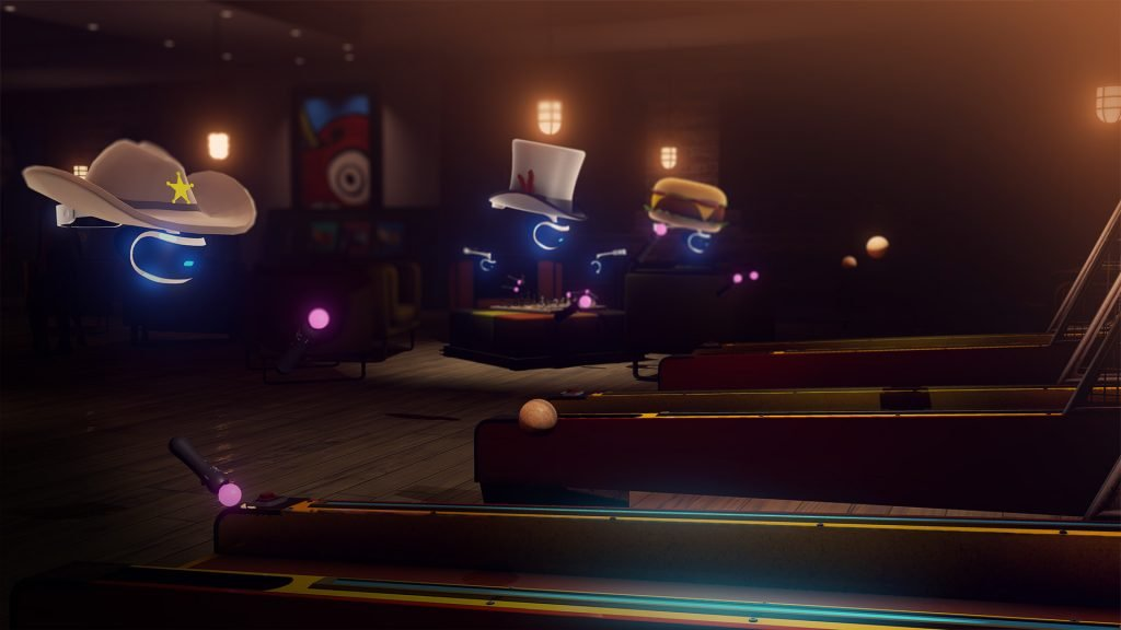 Каталог игр для PS VR №42: Pool Nation VR