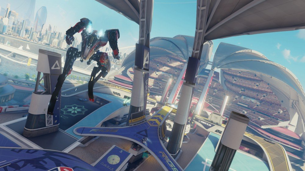 Каталог игр для PS VR №31: RIGS: Mechanized Combat League
