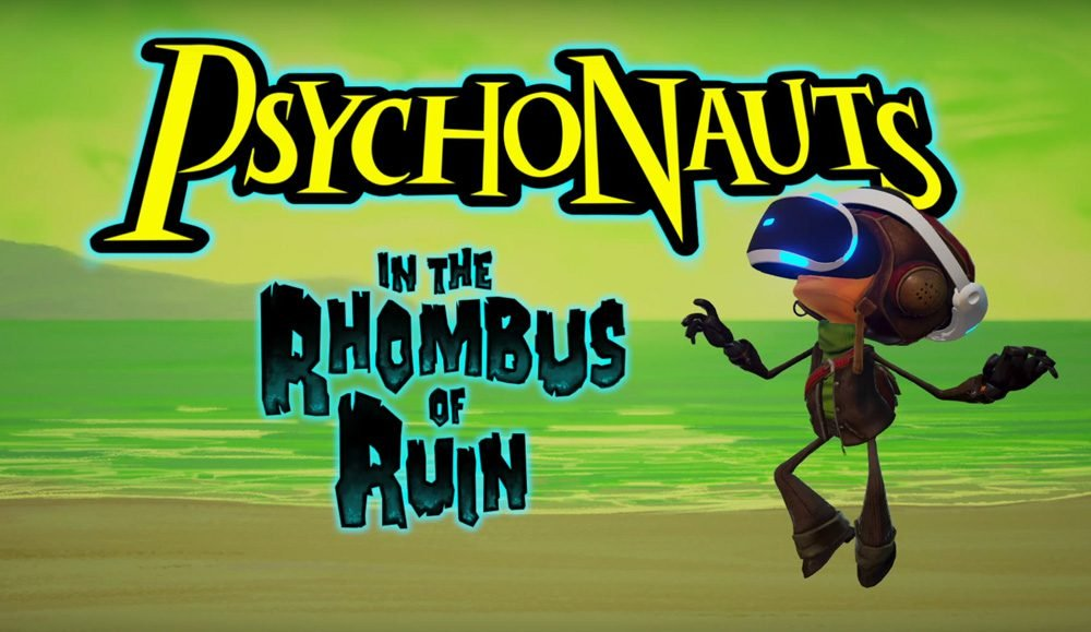Каталог игр для PS VR №29: Psychonauts in the Rhombus of Ruin