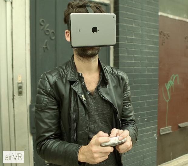 5 самых странных VR шлемов