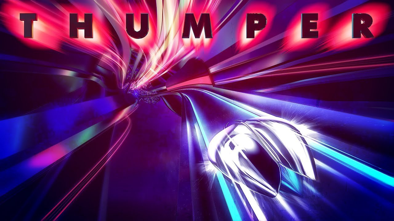 Каталог игр для PS VR №14: Thumper