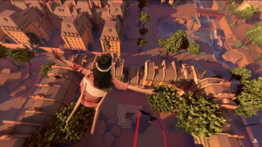 Ubisoft выпустила «симулятор орла» для Oculus Rift