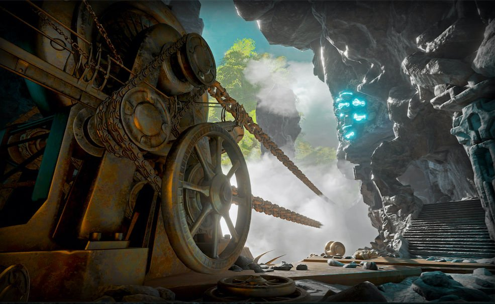Obduction выйдет на Oculus Touch, PlayStation VR и HTC Vive