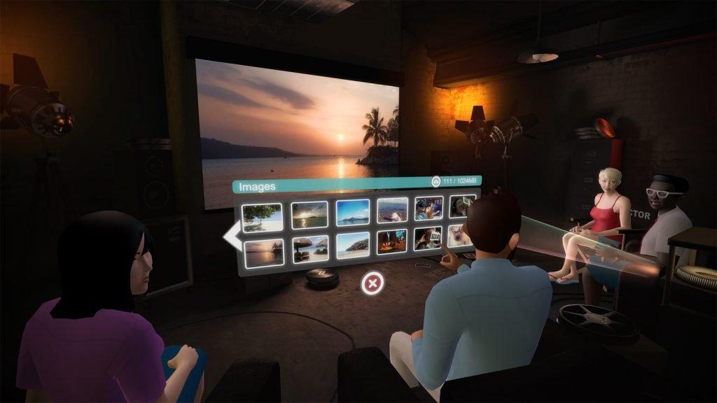 Социальная VR сеть vTime вышла на iPhone