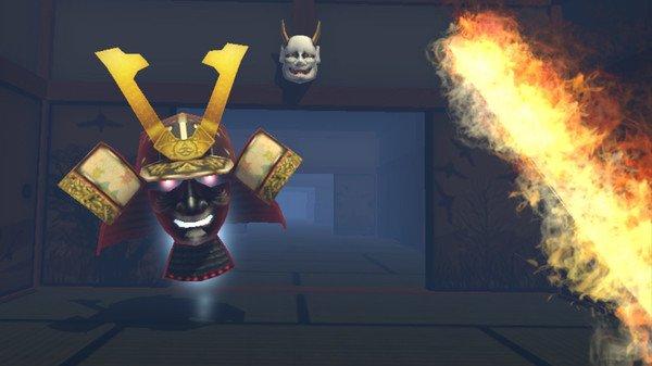 Samurai Sword VR для HTC Vive