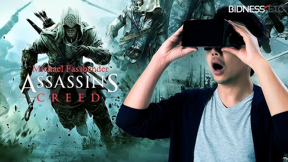 Assassin's Creed выпустят под VR?