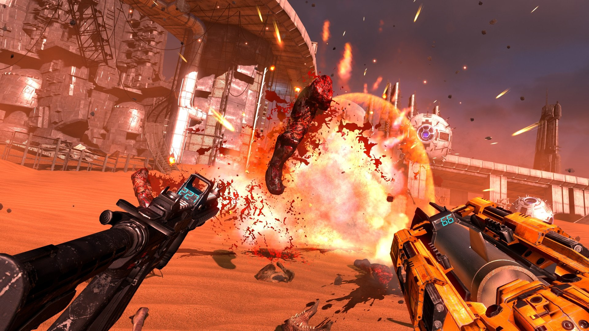 В Steam появился ремейк Serious Sam для VR-шлемов