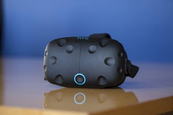 Окулографическое дополнение к HTC Vive от Tobii