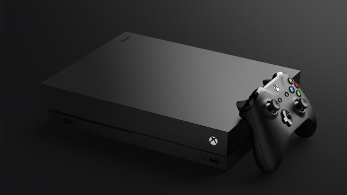 Xbox One X отказался от поддержки VR
