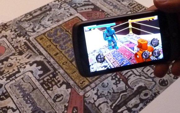 Андроид будет совершеннее благодаря новейшей видеокамере сдатчиком глубины