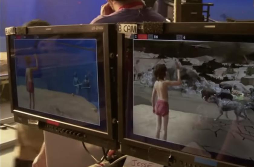"""""""Король лев"""" - первый фильм, который был снят с помощью виртуальной реальности"""