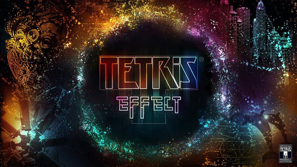 Релиз VR-игры Tetris Effect на PC