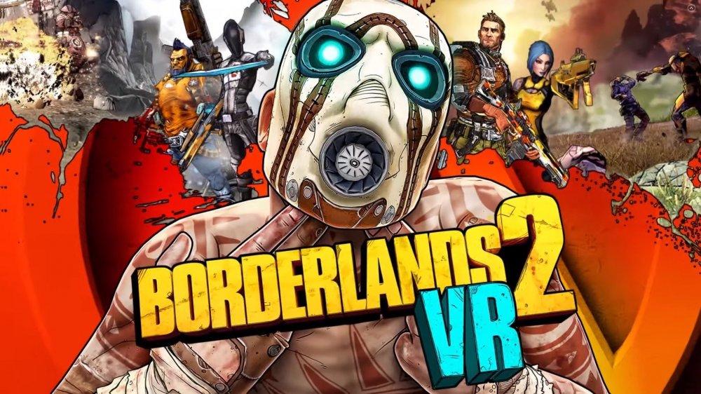 Стала известна дата релиза Borderlands 2 VR