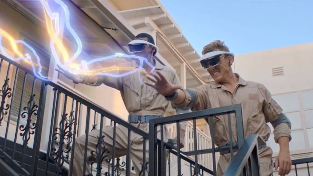 """Sony протестирует новое AR-пространство """"Ghostbusters"""" в Японии"""