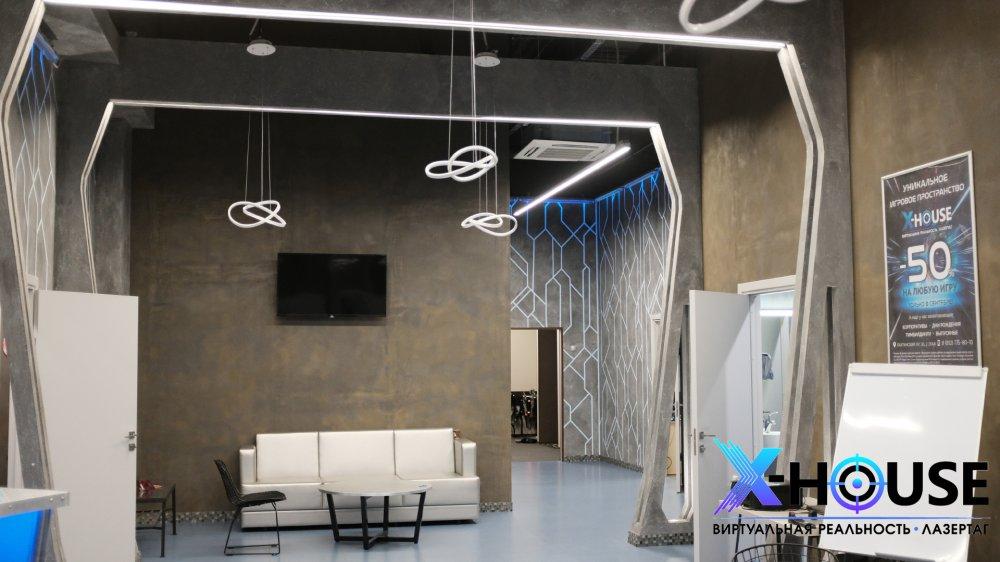 VR – игры уже не фантастика, а вполне доступная реальность! Обзор vr-пространства - X-house!