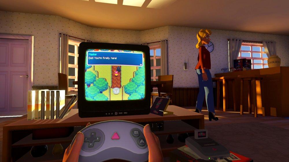 Pixel Ripped 1995 выйдет на PC уже на следующей неделе