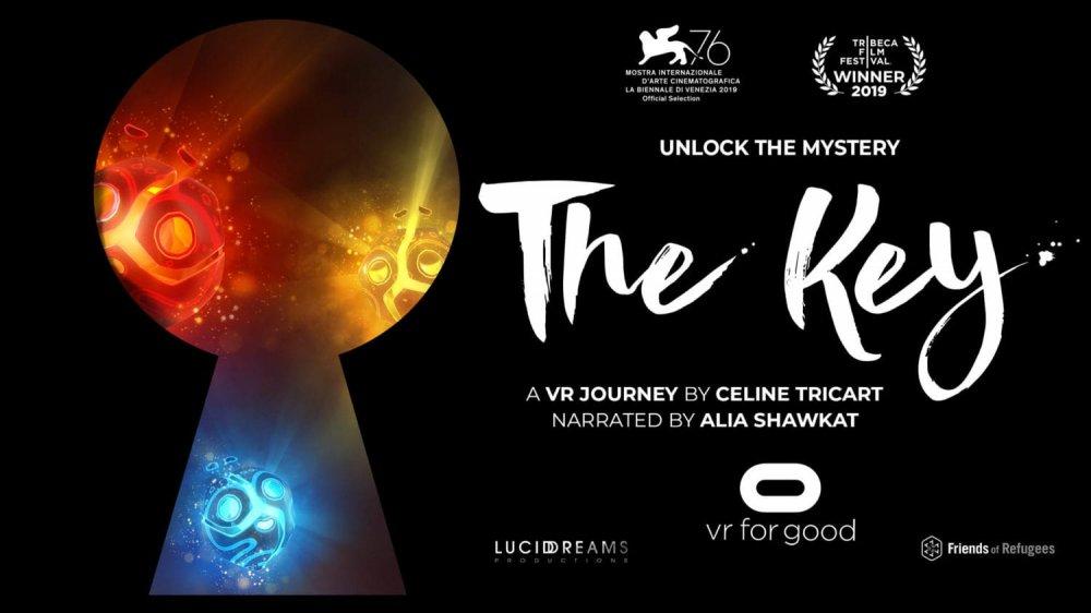 Лучший VR-фильм The Key теперь бесплатно доступен в Oculus Store