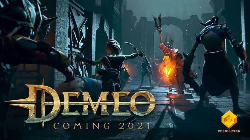 Настольная ролевая VR игра Demeo скоро появится в продаже