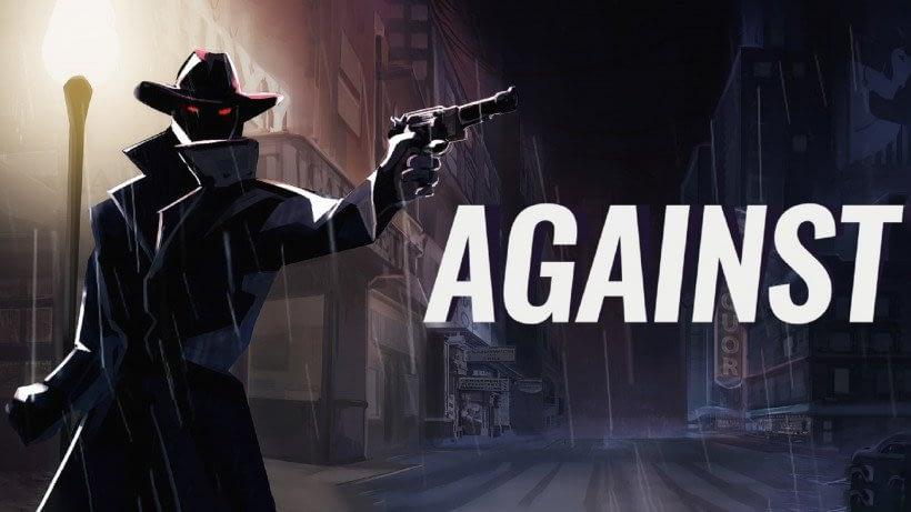 AGAINST - новая игра от Joy Way. Убийца Pistol Whip и BeatSaber?