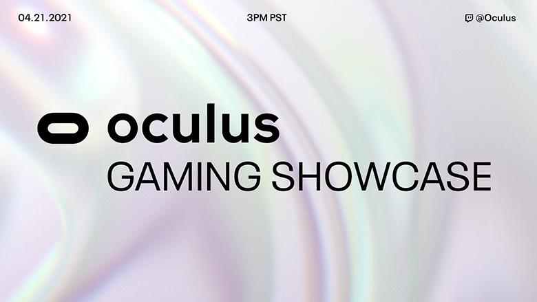 Прямая трансляция Oculus Gaming Showcase от Facebook
