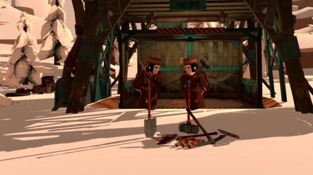 Анонс деталей новой игры Cave Digger 2 от компании VRKiwi
